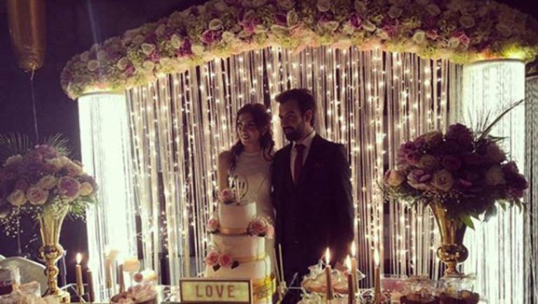 Yavuz Bingöl'ün kızı Türkü Sinem Bingöl nişanlandı