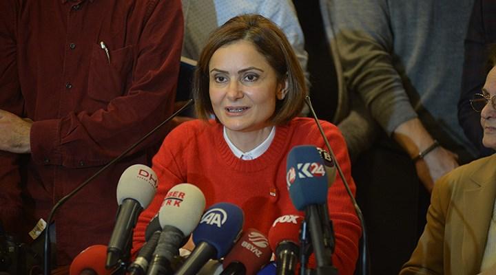 Kaftancıoğlu: En az 5 puan farkla İstanbul'u alacağız
