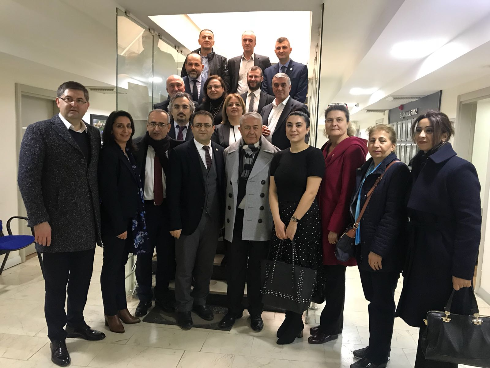 CHP'den Kocaeli Barosu'na destek