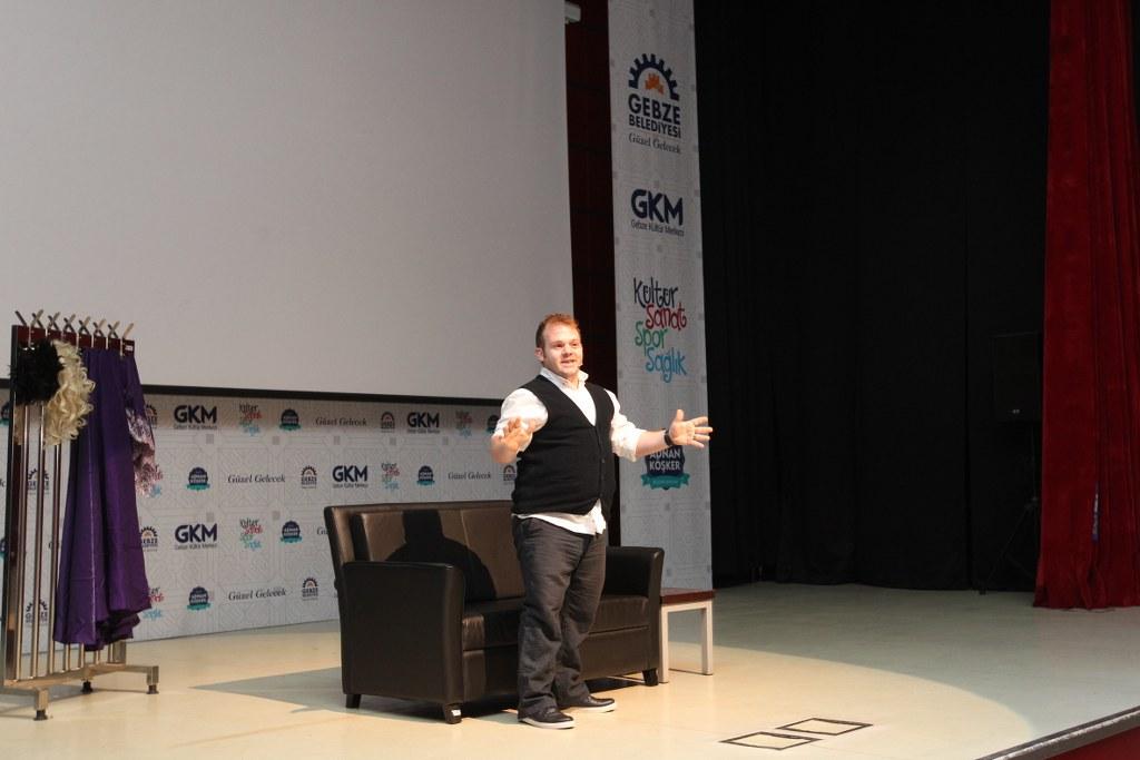 GKM'de Stand-up Show