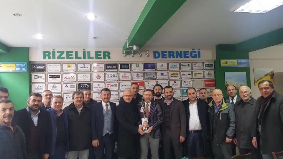 AK Parti Gebze, başbakana hazırlanıyor