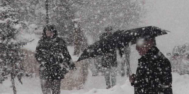 Sibirya soğukları Türkiye'ye geliyor...