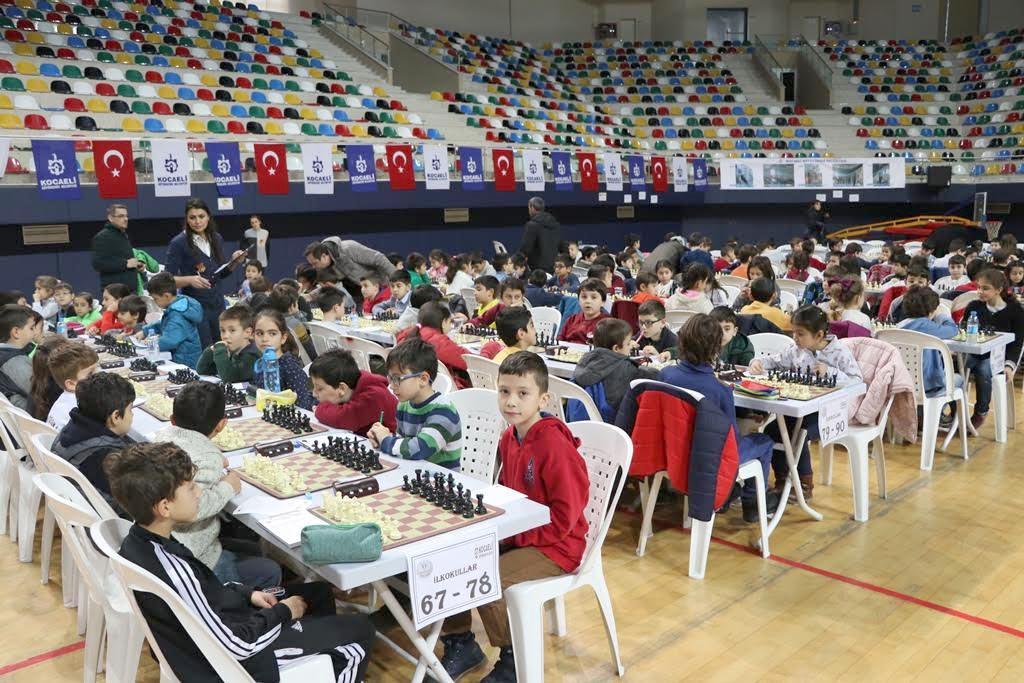 Satranç Ligi'nin Dördüncü etabı hafta sonu yapılacak
