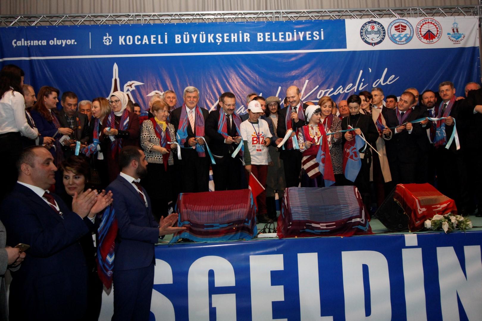 Trabzonlular ''Tanıtım Günleri'' başladı
