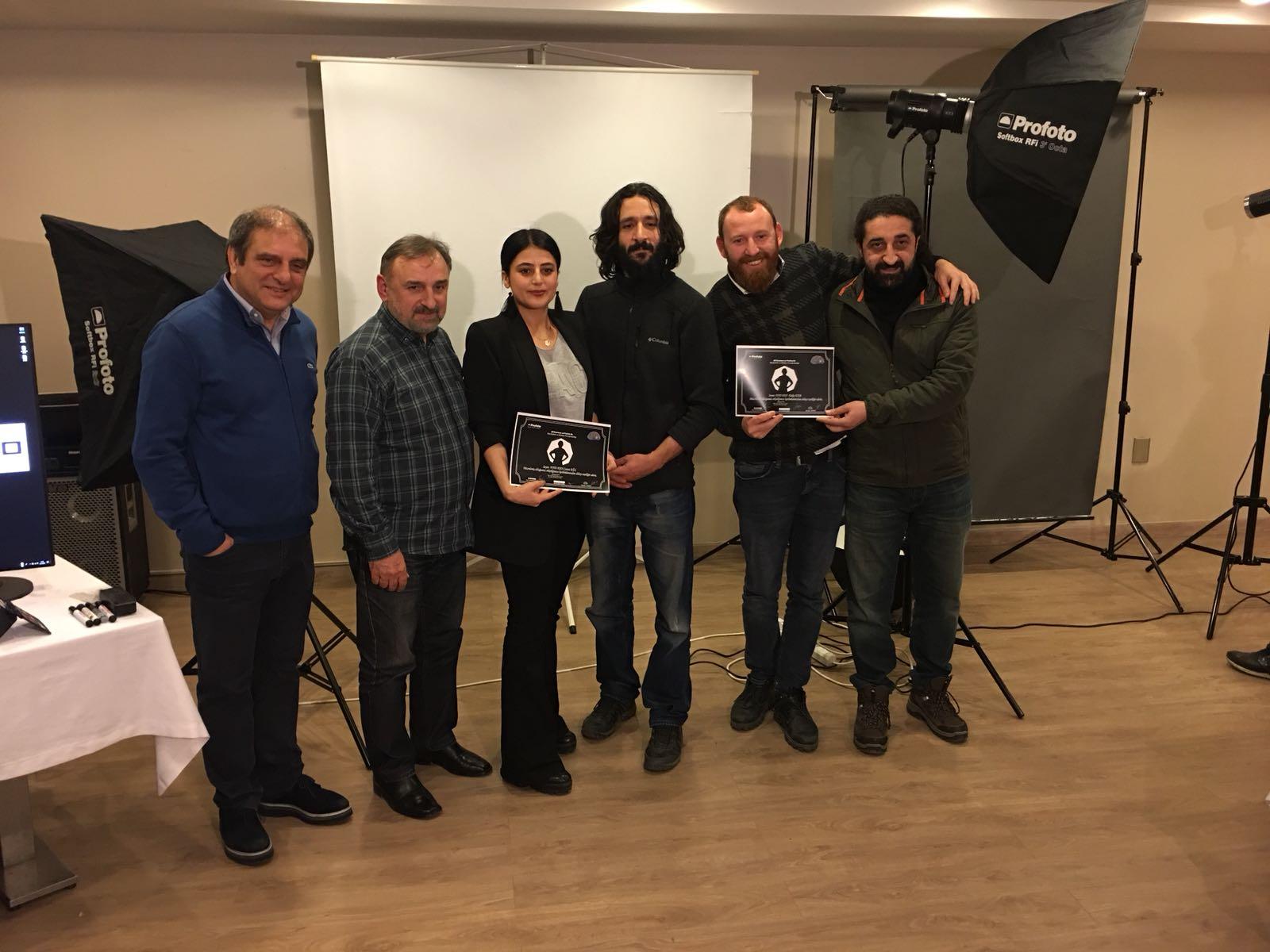 Kocaeli Fotoğrafçılar Odası'nın Gebze turu