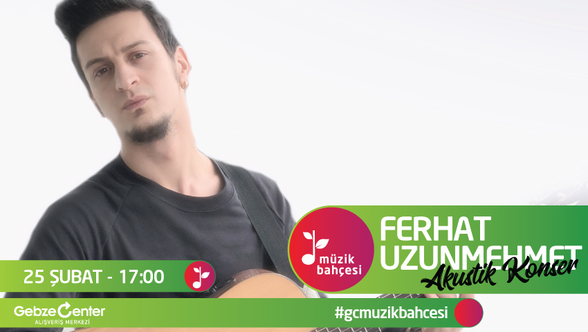 Gebze Center'de  akistik konser