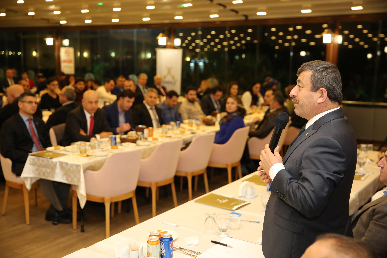 Darıca'da yerel buluşmalar toplantısı