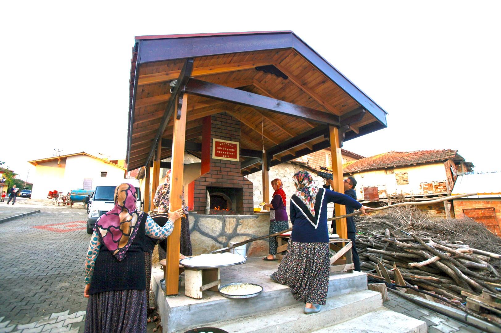 441 köy fırını yapıldı