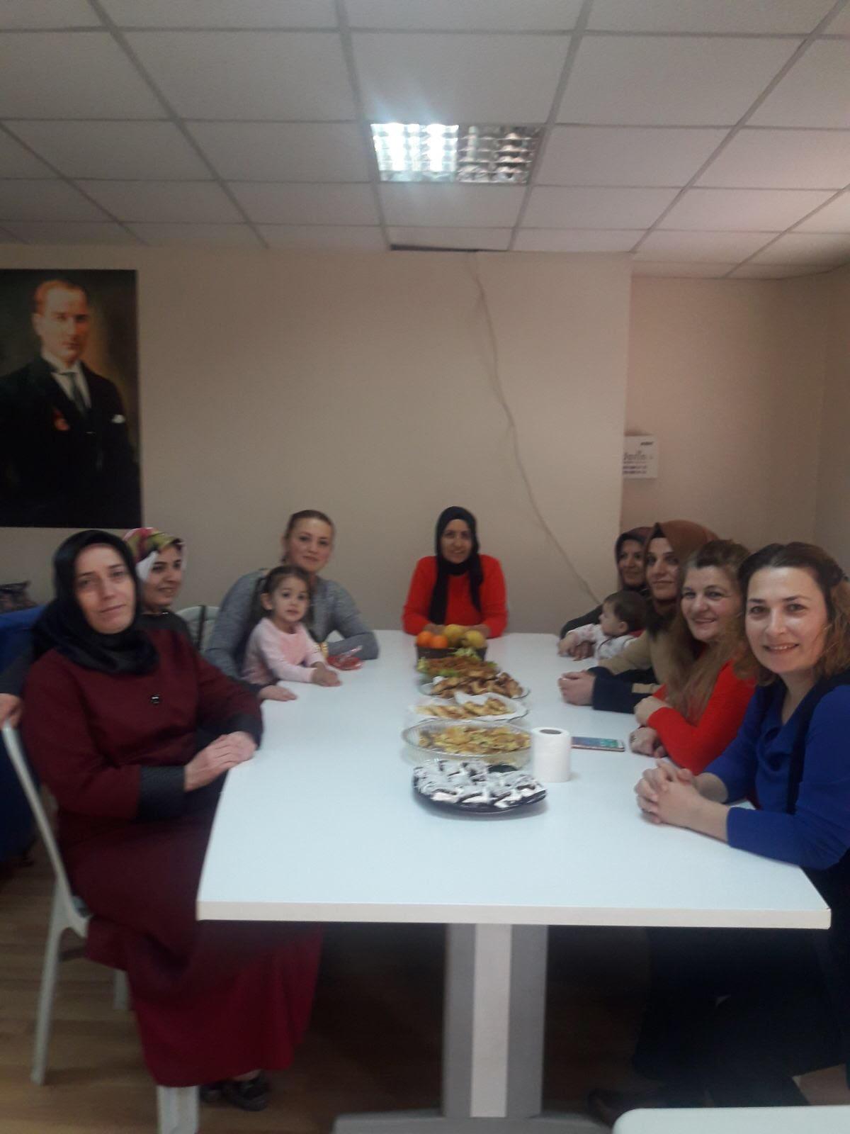 İyi Parti'de Kadın Dayanışma Günleri