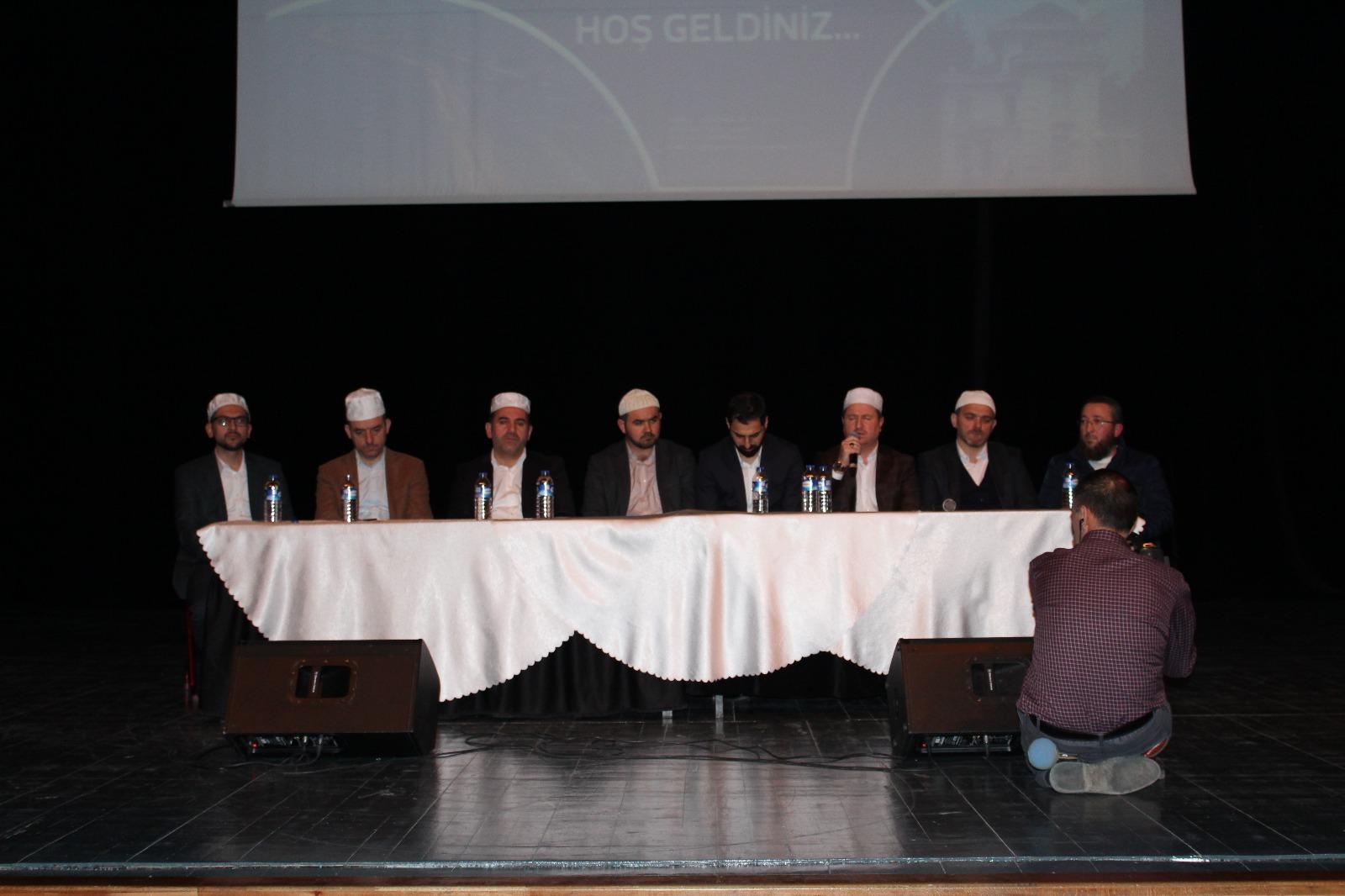 Trabzonlular Kuran-ı Kerim okuttu