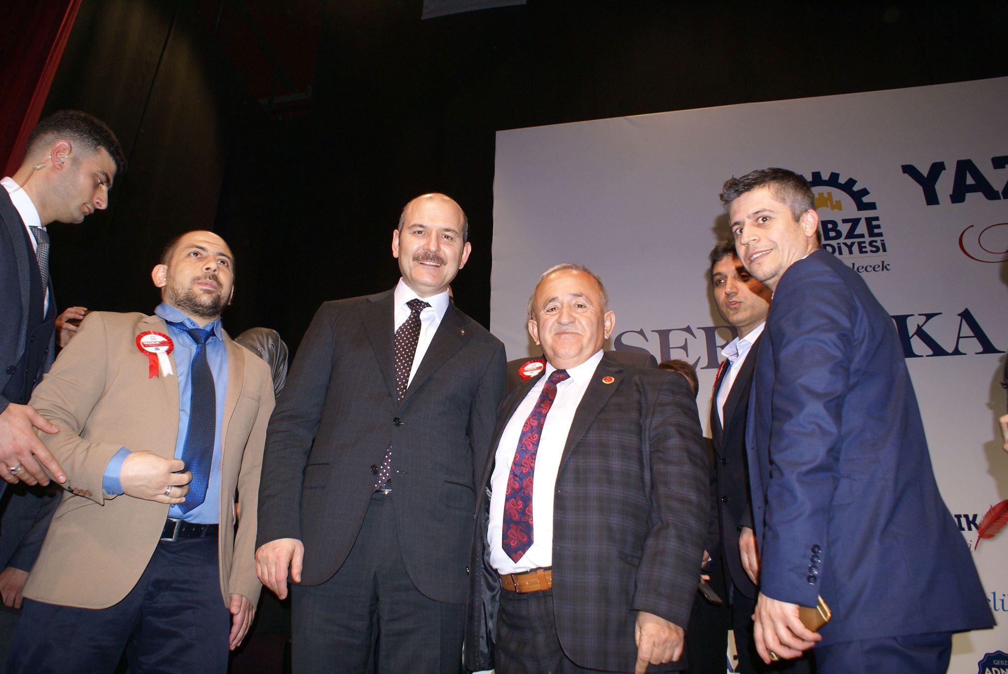 Karakol sorunu Bakan Soylu'ya ulaştı