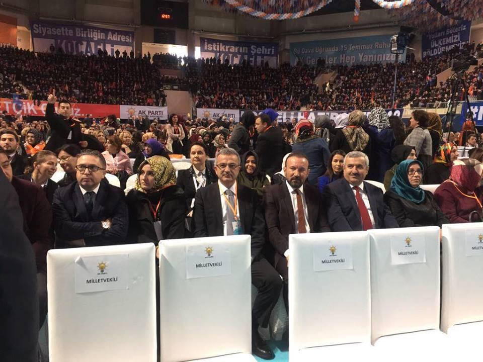 AK Parti listesinde revizyon