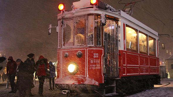 İstanbul'a kar yağışı için Meteoroloji tahminini son kez yeniledi