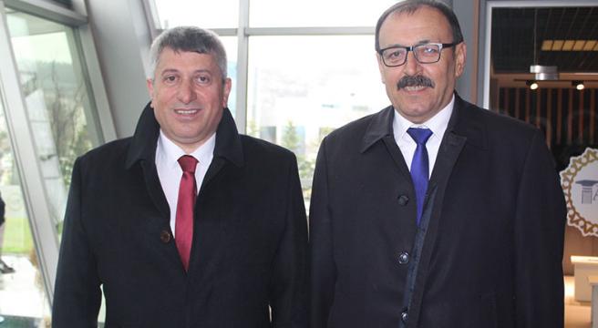 Mustafa Kurt yeniden seçildi