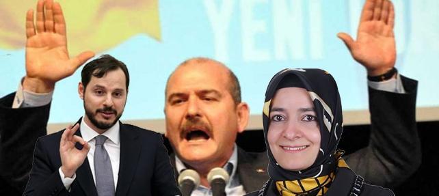 AKP'de Afrin kavgası... Damattan İçişleri Bakanı Soylu'ya: Sizin haddinize mi!