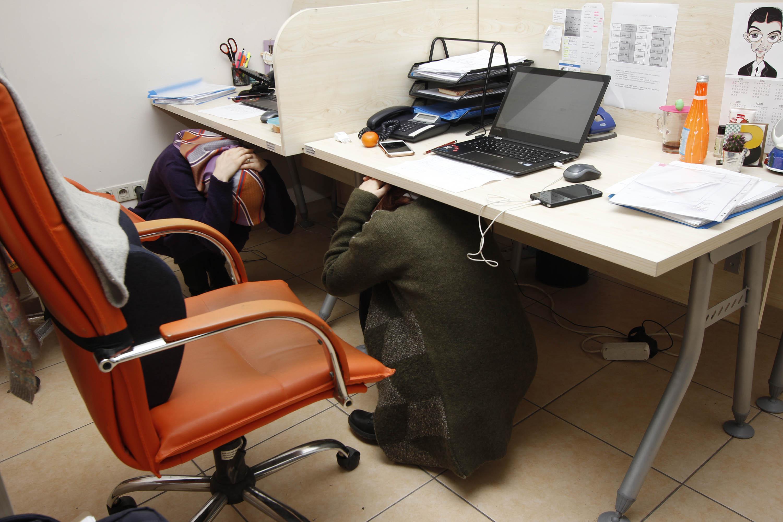 Sağlık ve Sosyal Hizmetlerde Deprem Tatbikatı
