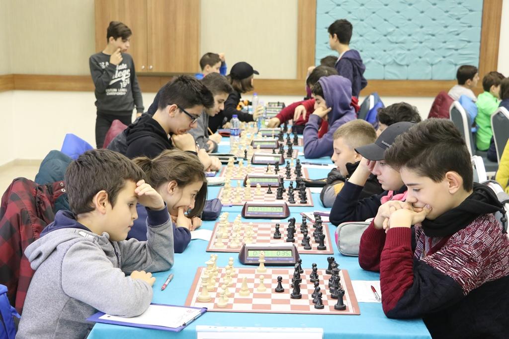 Satranç Ligi'nde dördüncü etap tamamlandı