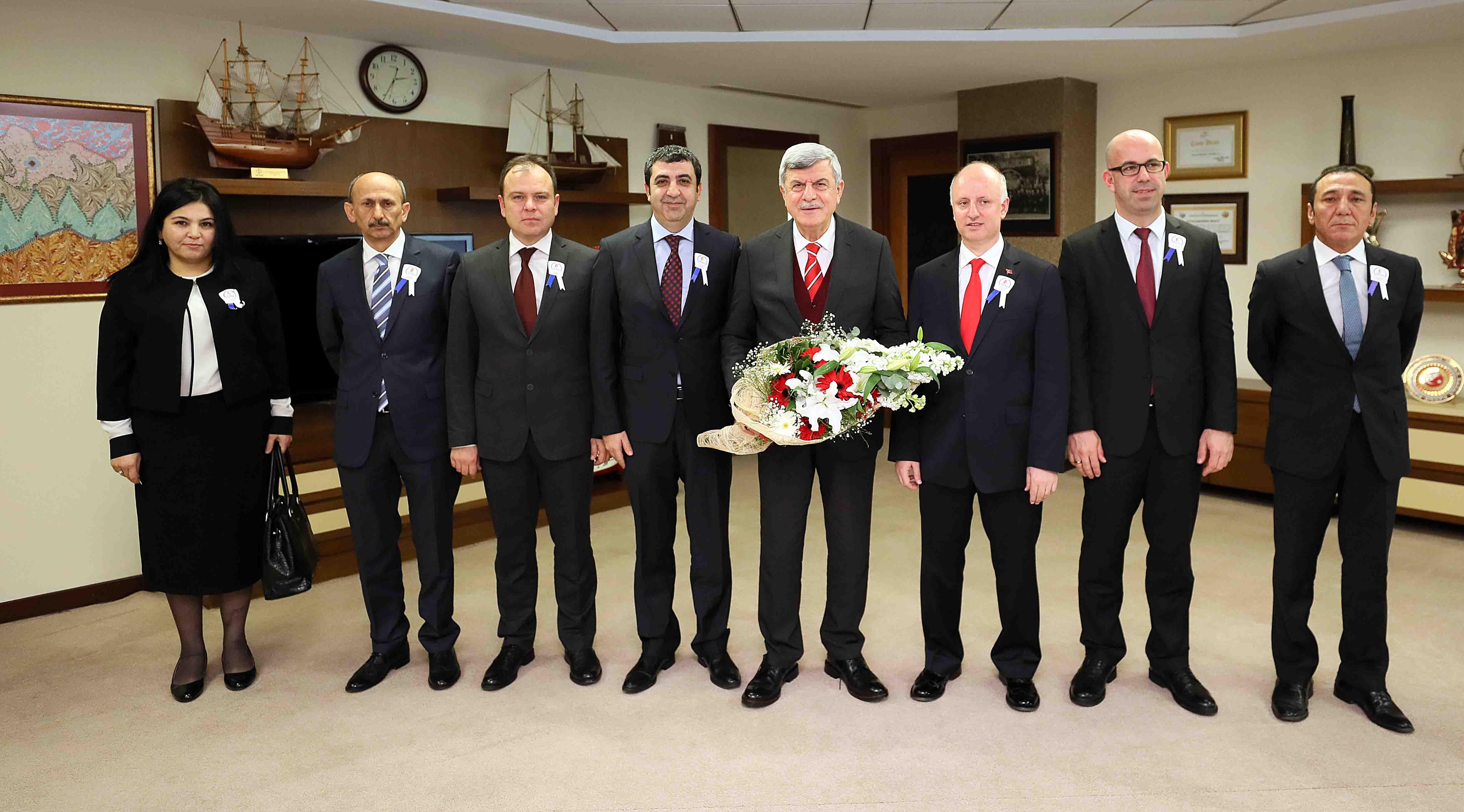 Karaosmanoğlu, Vergi Haftasını kutladı