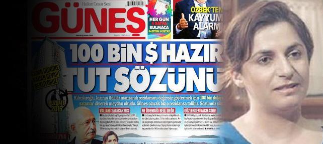 Kılıçdaroğlu'nun kızının evi Güneş gazetesinin sahiplerine satıldı