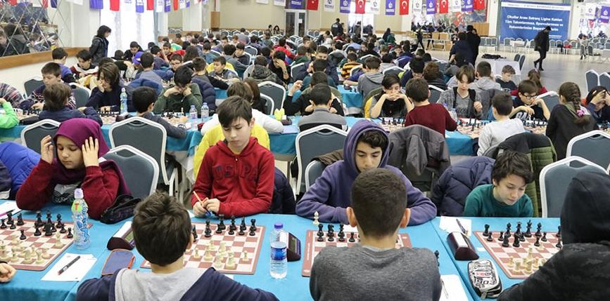 Satranç Ligi'nde dördüncü etap tamam