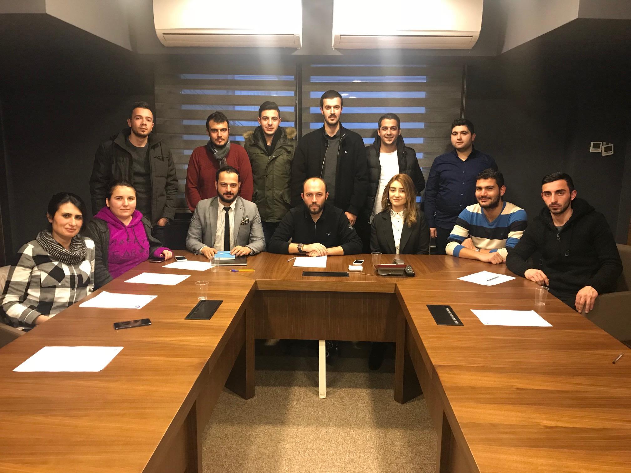 CHP'li gençler dergi çıkaracak