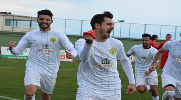2.lig yolu Diyarbekirspor maçından geçer