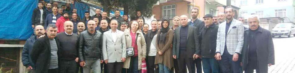 İYİ Parti'den dernek ziyaretleri