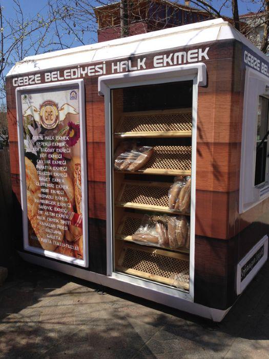 Halk Ekmek üretime  bugün son veriyor