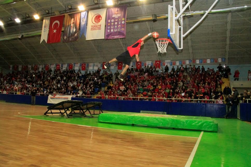 Kardeş Pası Basketbol Turnuvası Nisan'da yapılacak