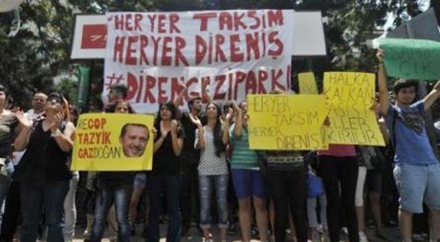 Gezi tutuklusu 2 genç serbest kaldı