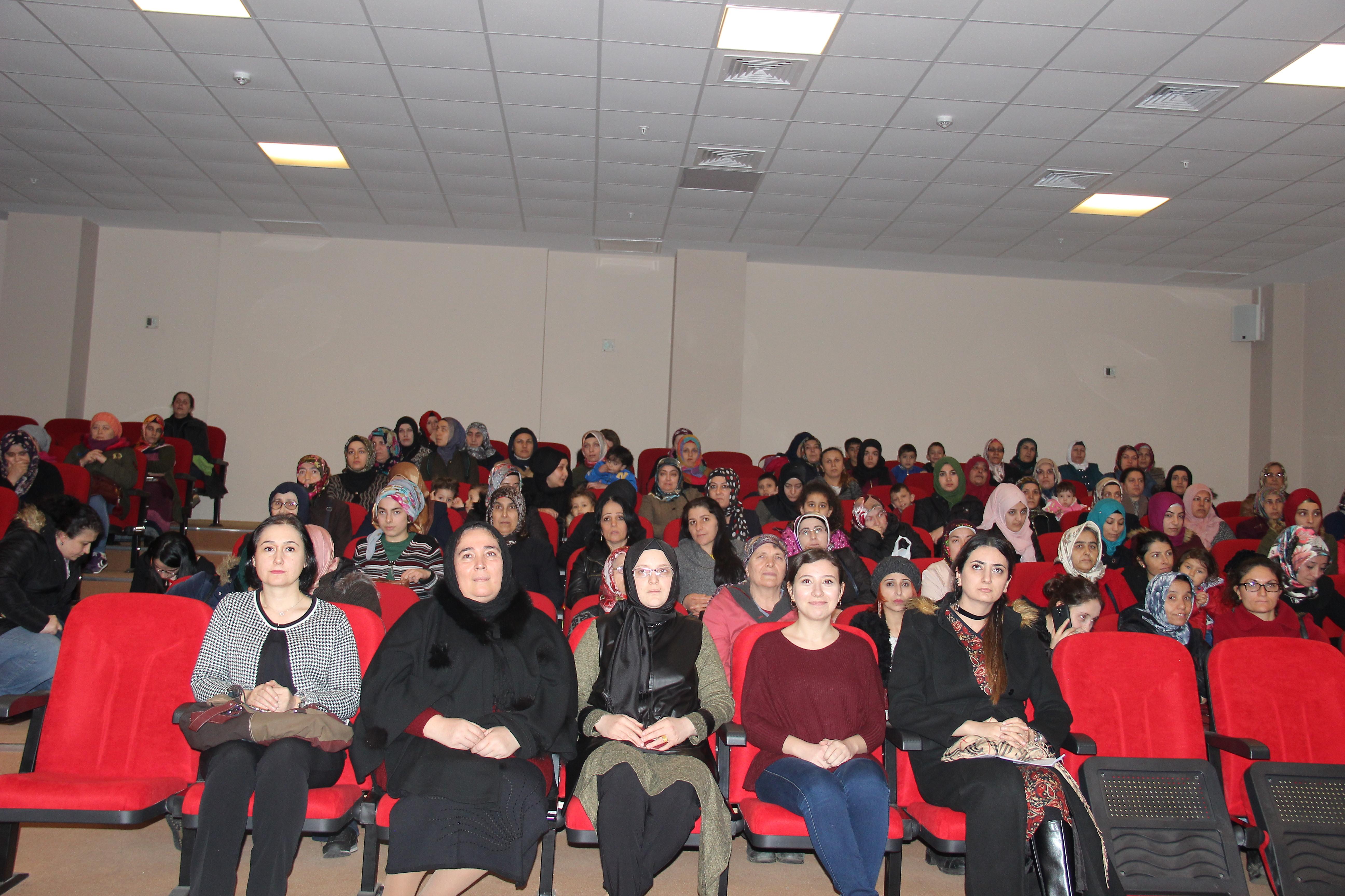 Kadın Sağlığı Eğitim toplantısı