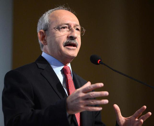 Kılıçdaroğlu'ndan sert çıkış: Senin yerin CHP'nin kapısının dışıdır