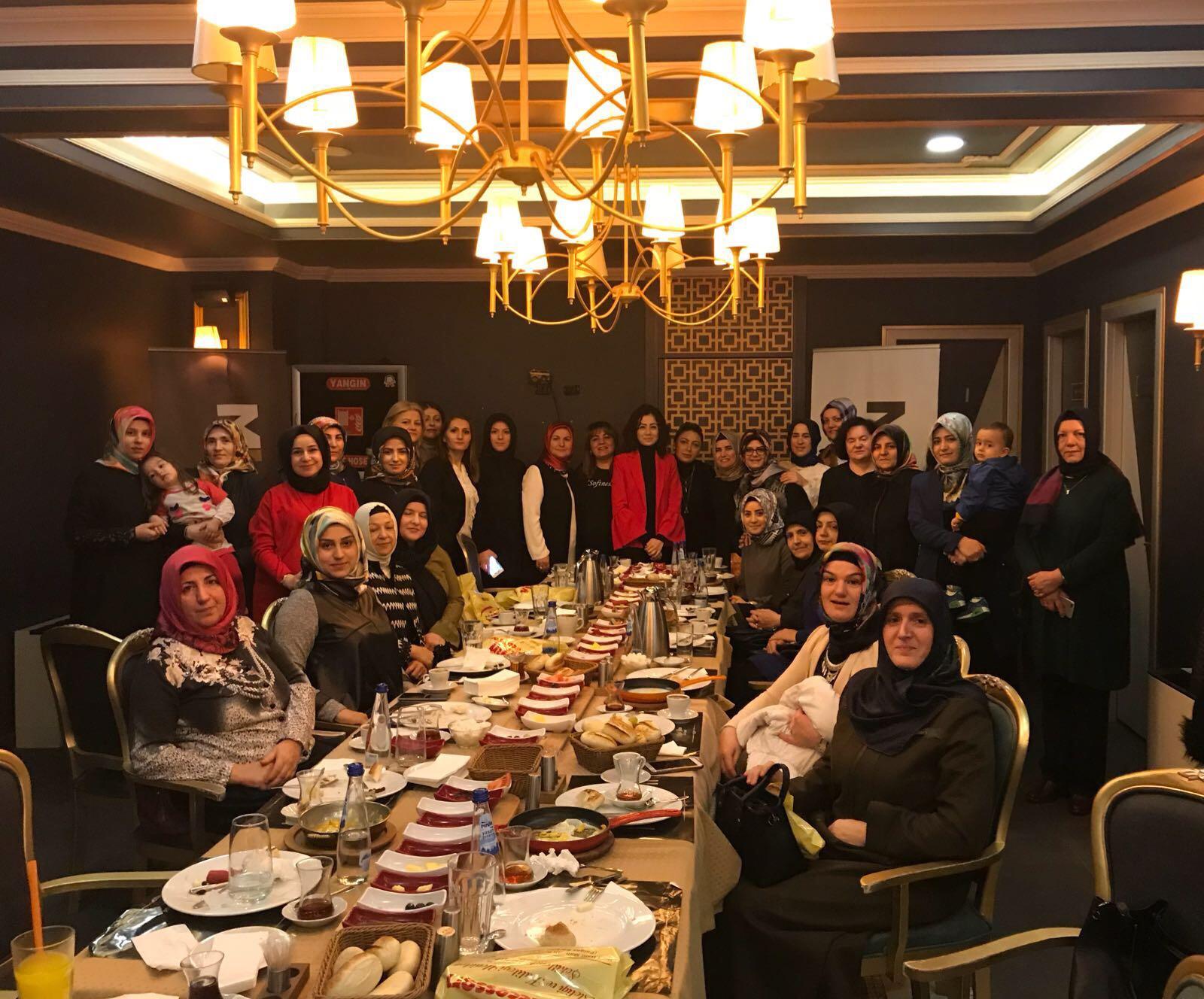 Müsiad Gebze kadınlar Gününü kutladı