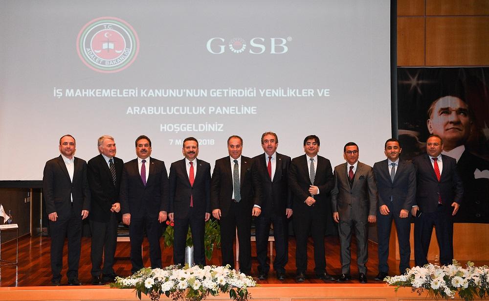 GOSB'da panel düzenlendi