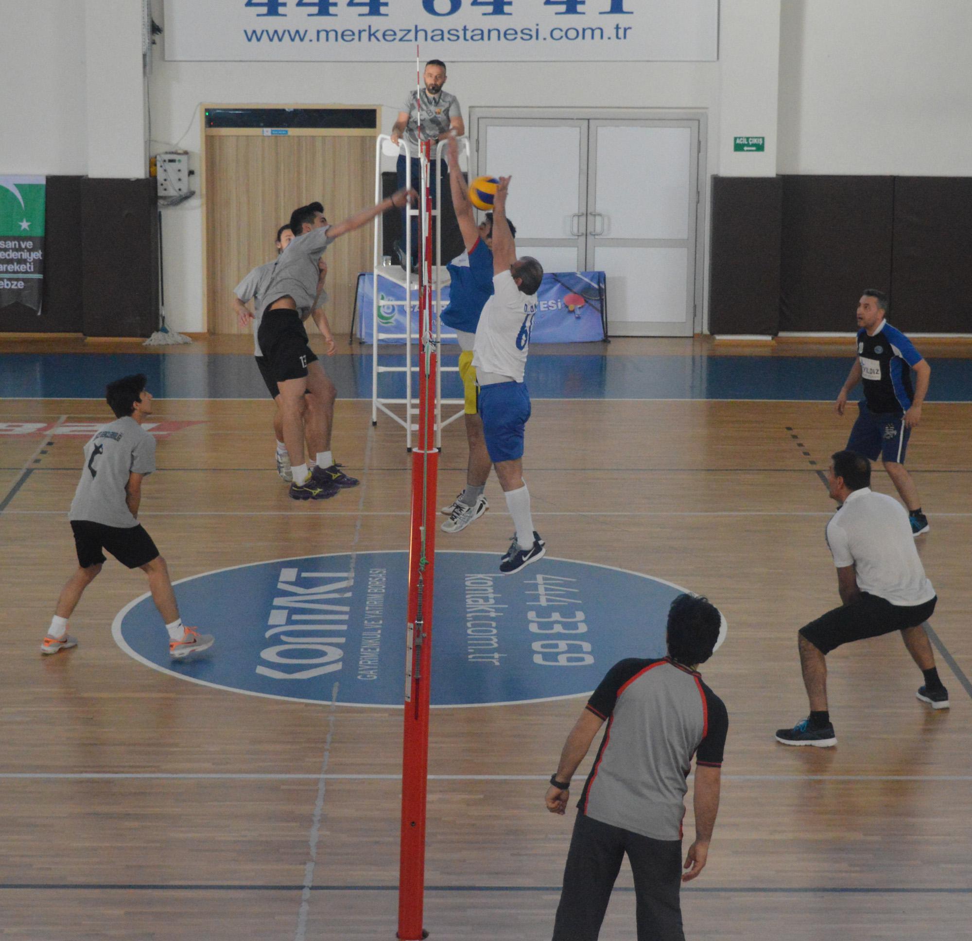 Gebze İMH voleybol turnuvası düzenliyor