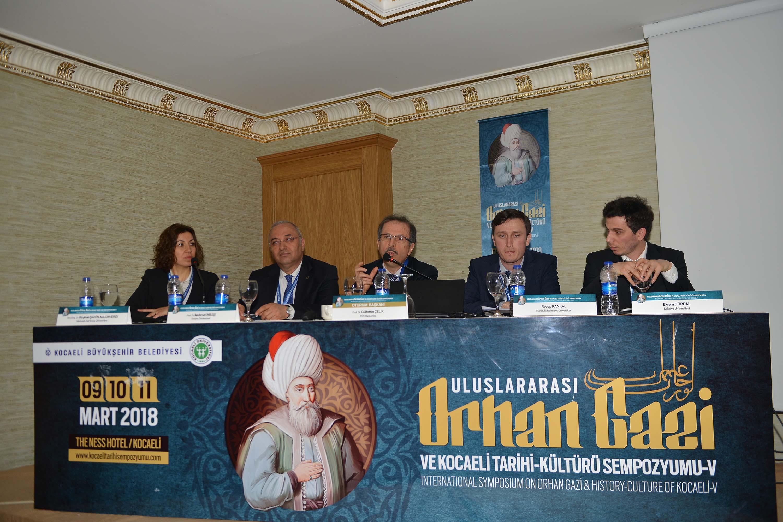 Sultan Orhan Camileri konuşuldu