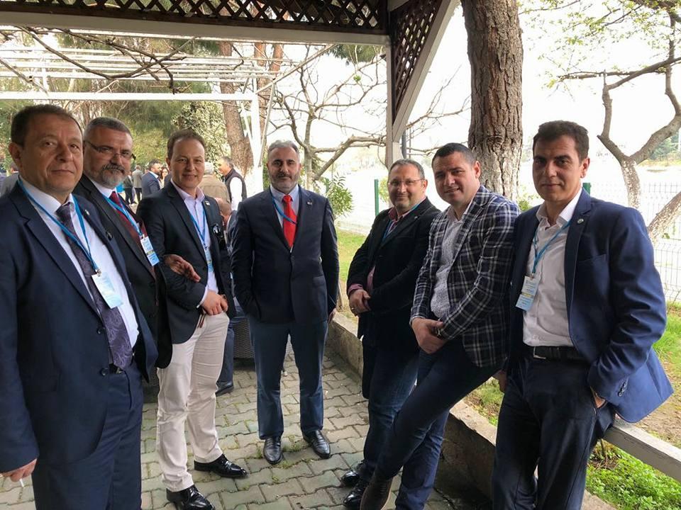 İYİ Parti'de 10 isim yönetime girdi
