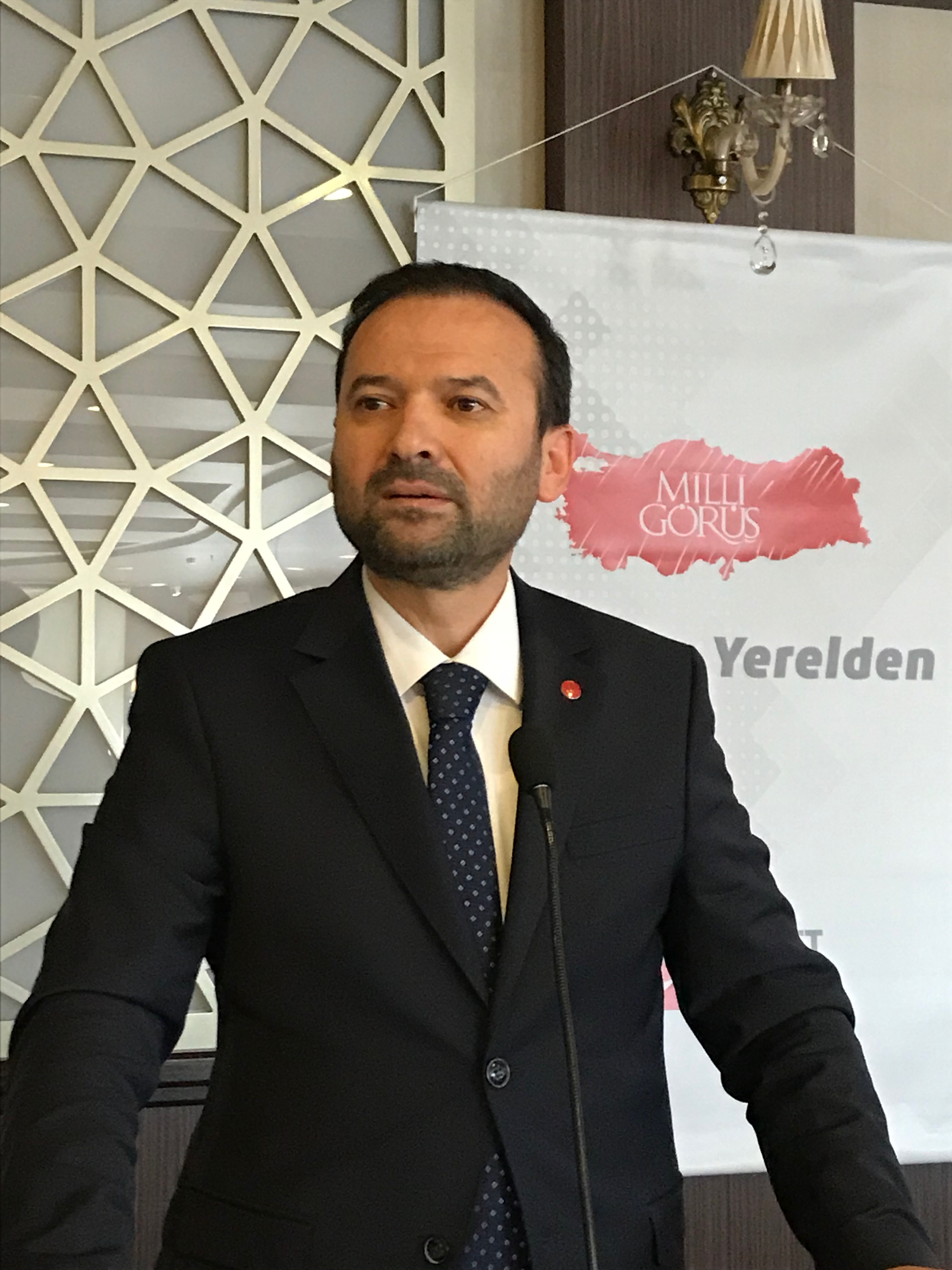 """""""Türkiye'nin Saadet Partisi'ne ihtiyacı var"""""""