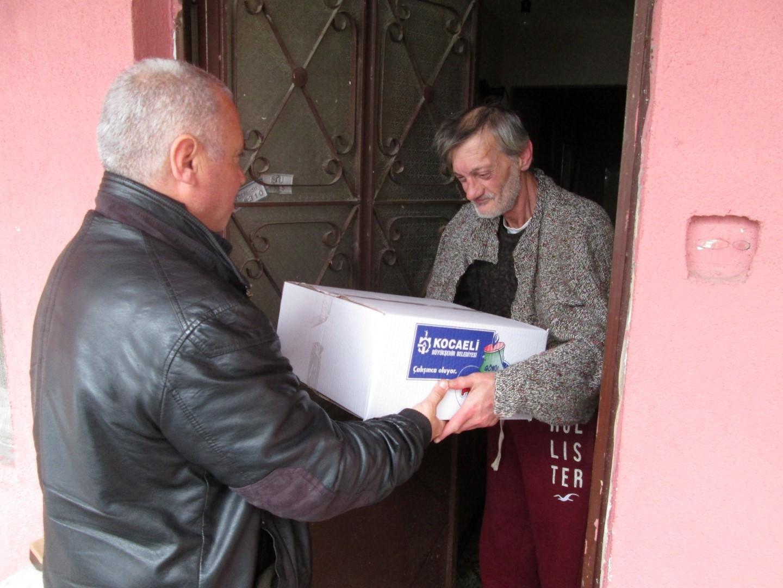"""""""Gönül Kazan Projesi"""" devam ediyor"""