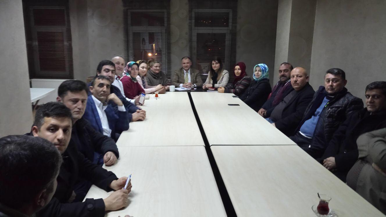İYİ Parti 18 Mart'ta mevlit okutacak