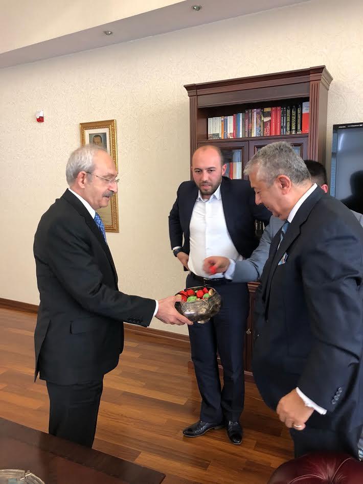 Kılıçdaroğlu'nu Gebze'ye davet ettiler
