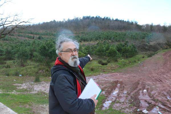 Ormanlık alana yapılacak atık yakma tesisine tepki!