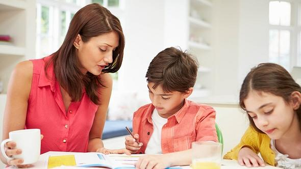 Ödev zamanına çocuğunuzla birlikte karar verin