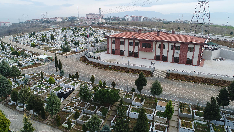 843 mezarlığın envanteri hazırlandı