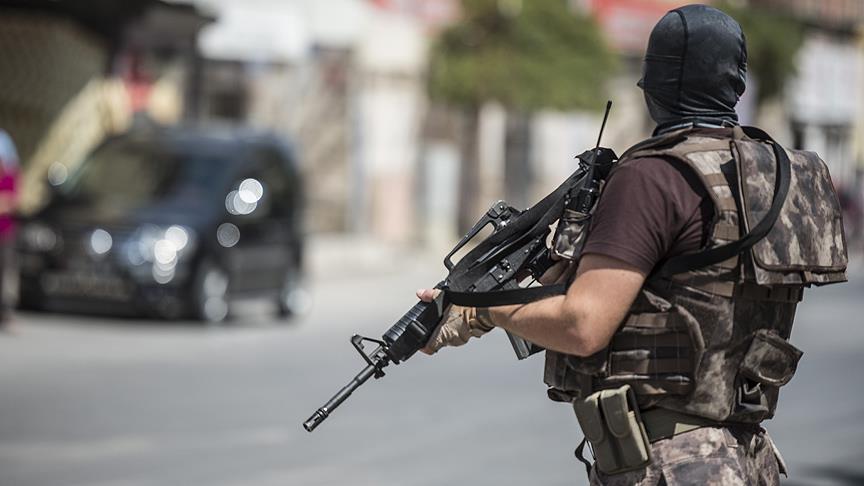 Terör operasyonu: 9 gözaltı