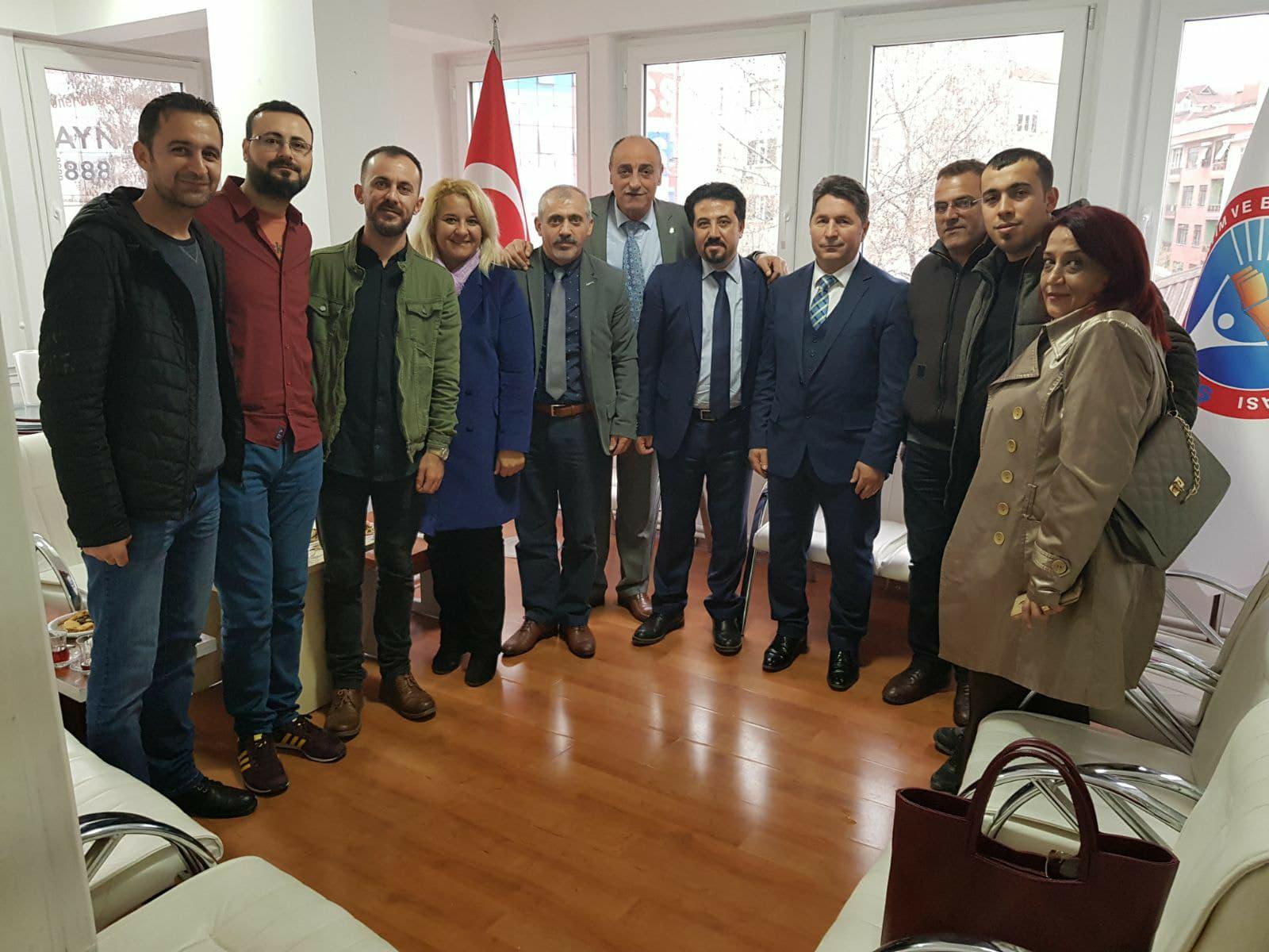 CHP 'den Eğitim İş ziyareti