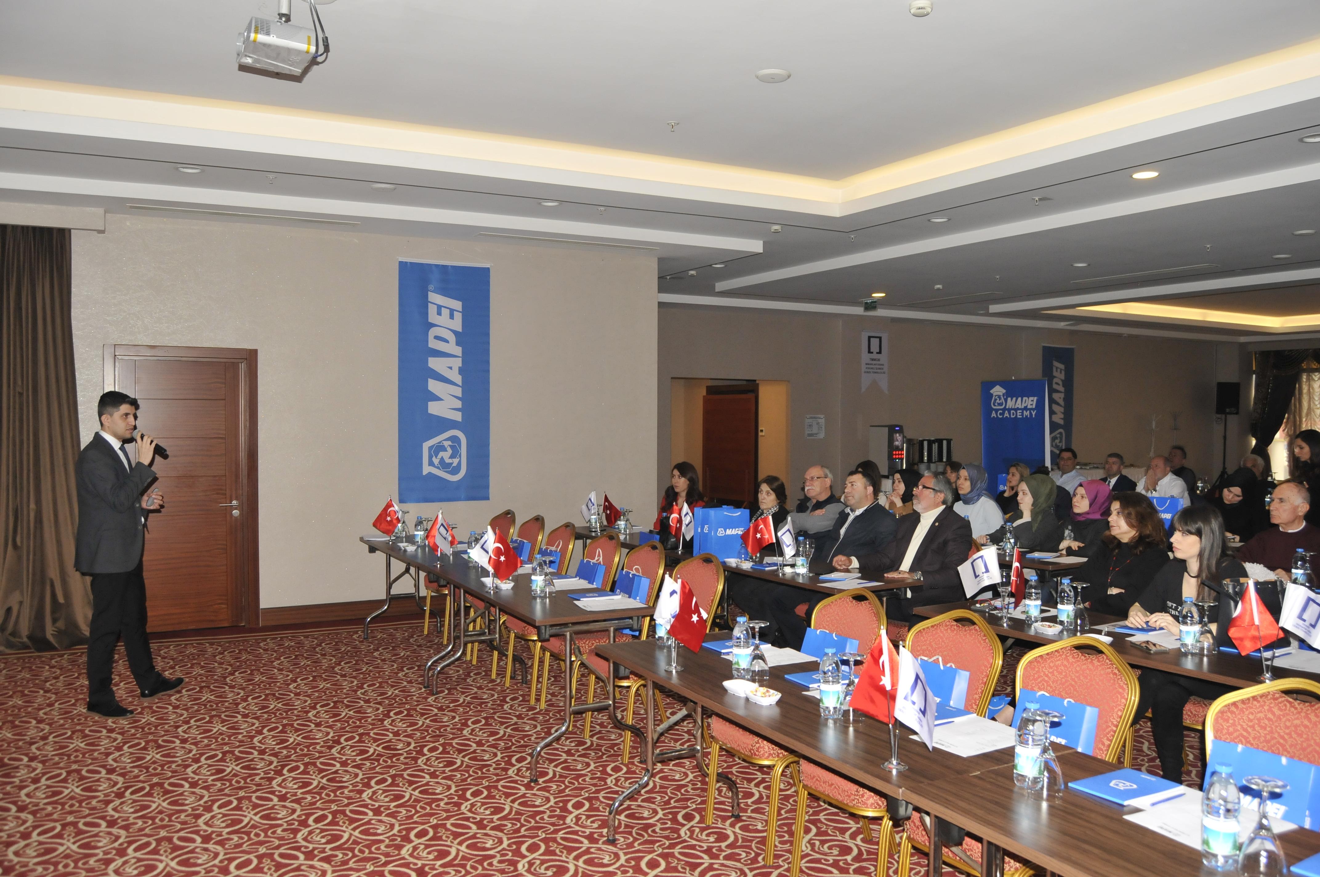 Ünlü firmadan mühendislere seminer