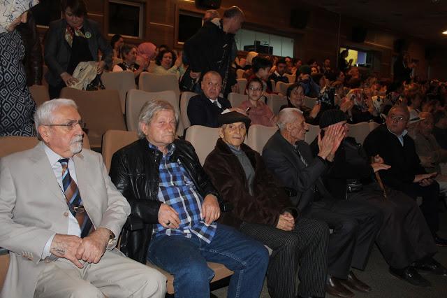 Yas-Der Yaşlıları Aziz Nesin İle Güldürdü