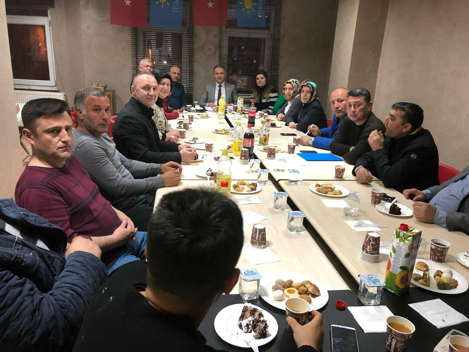 Dilovası İYİ Parti açılışa hazırlanıyor