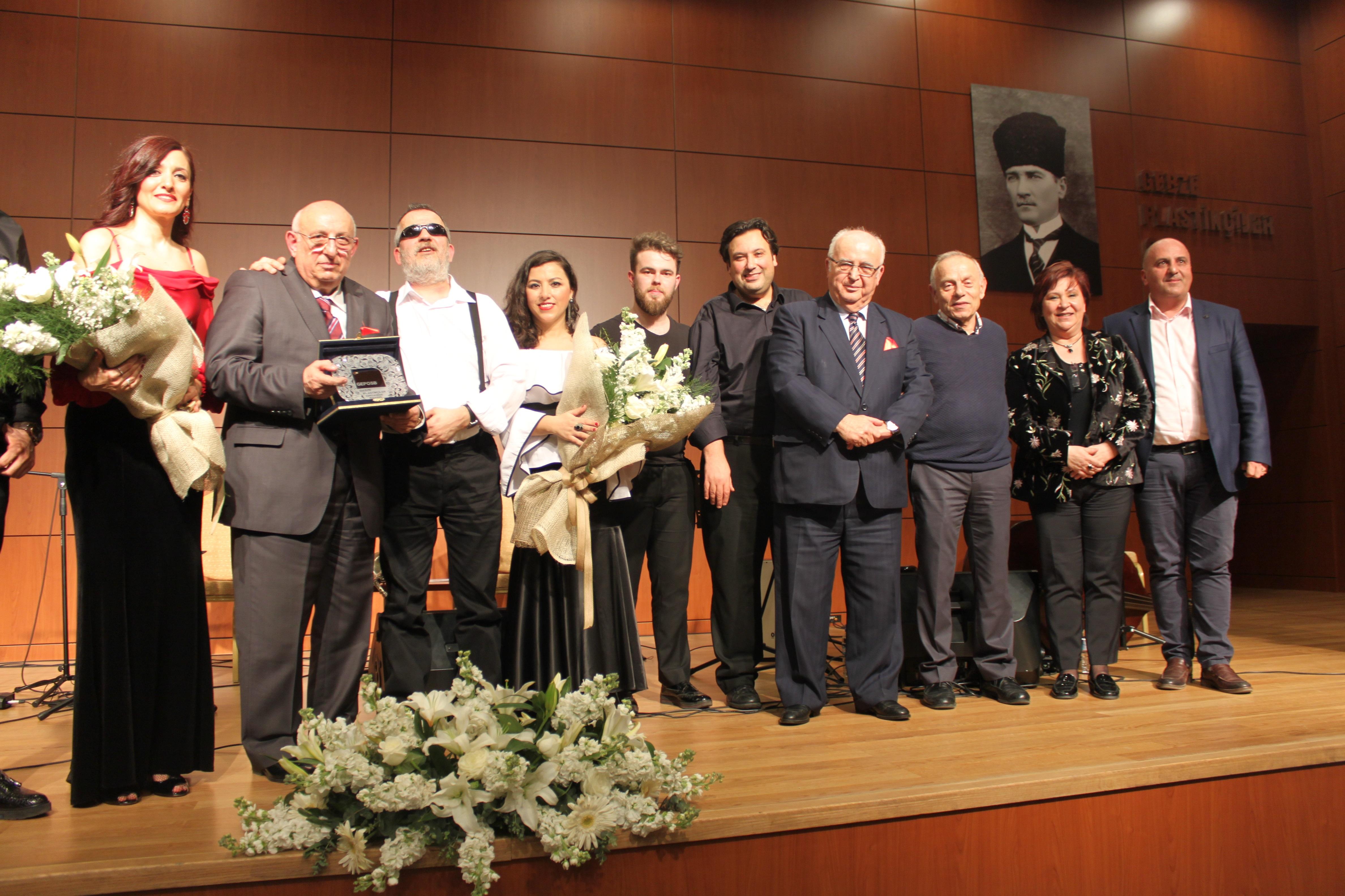 GEPOSB Sahne, Kültür ve Sanatla Açıldı